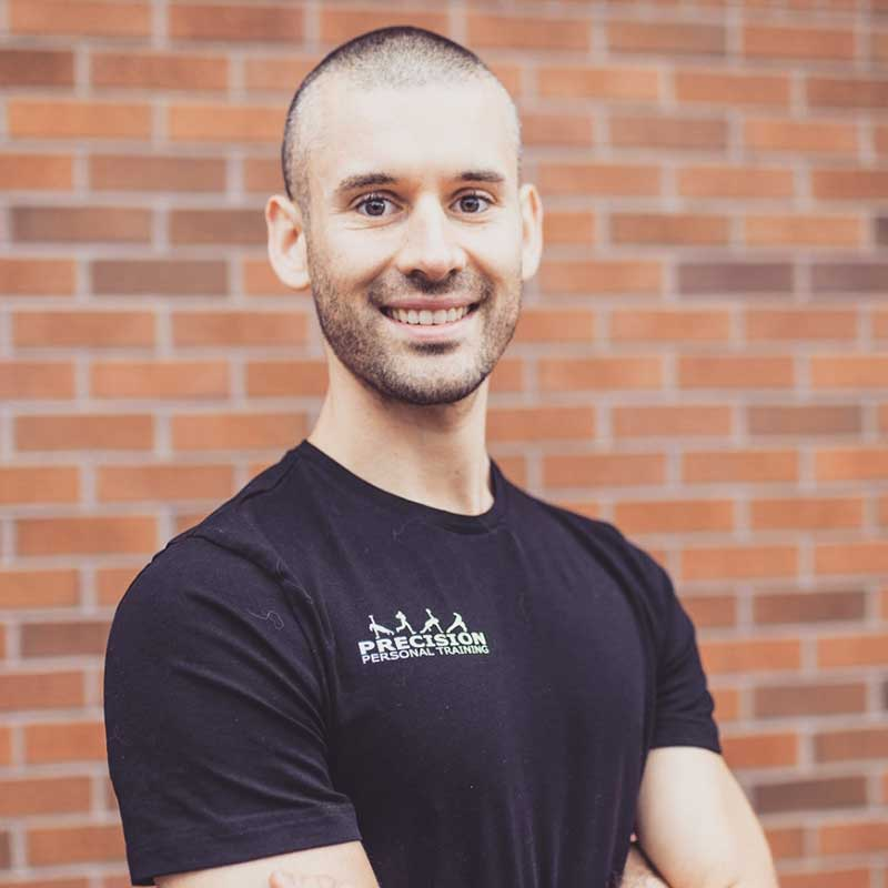 Trevor Thomas, Vancouver WA Personal Trainer