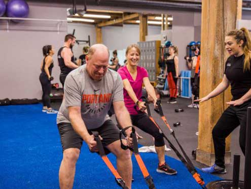 Partner Personal Training in Vancouver, WA