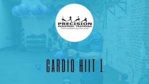 Cardio HIIT 1