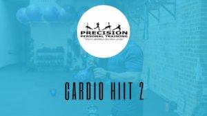 Cardio HIIT 2