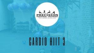 Cardio HIIT 3