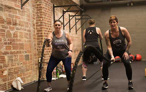 Precision Personal Training Clients