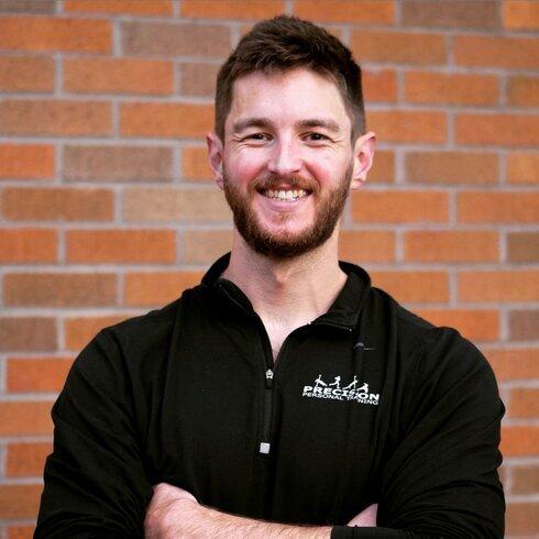 Evan Kempf, personal trainer