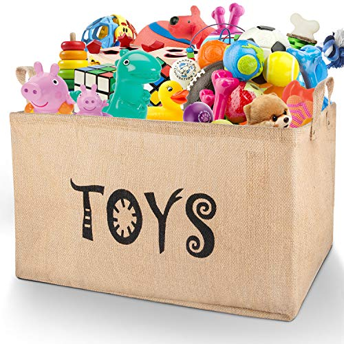 Are toys taking over your home?