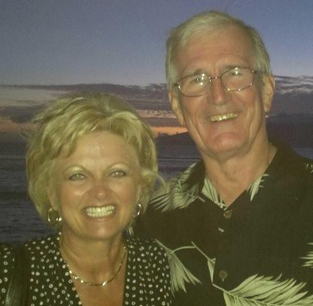 Bob Ream Sr. and Beverly Ream