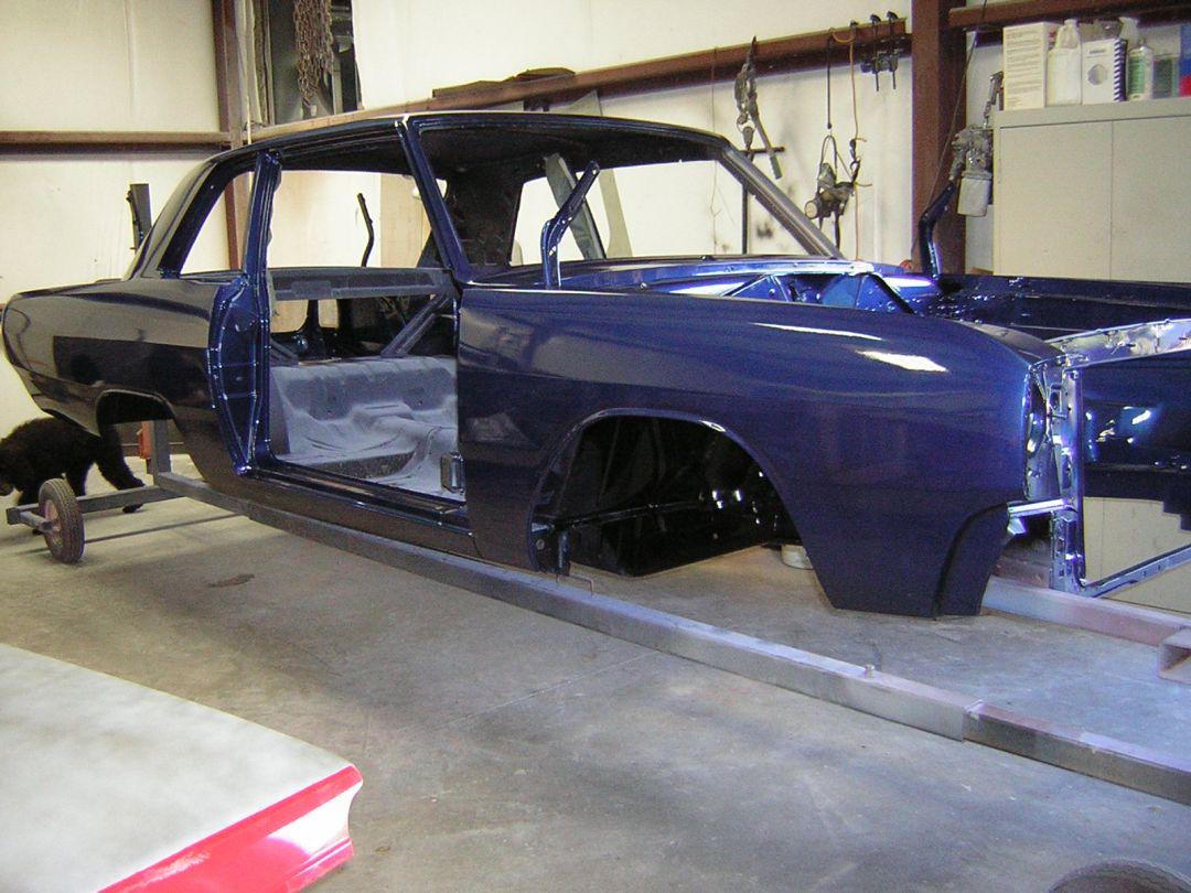 1967 Dodge Dart Restore