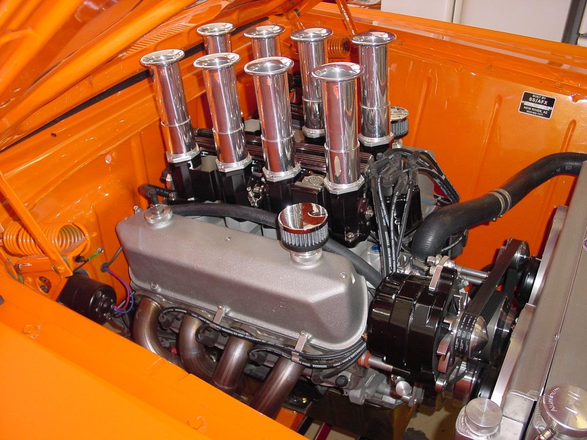 1964 Ford Falcon Restore
