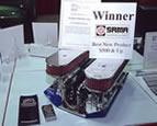 Award SEMA 500 and up