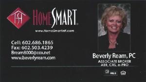 BeverlyReamHomeSmart
