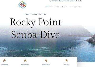 Rocky Point Scuba Dive
