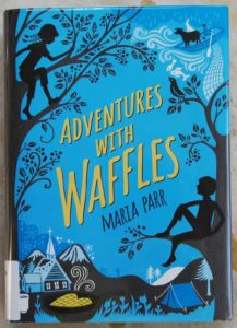 Adventures with Waffles read aloud book
