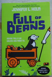 Full of Beans Newbery Contender for 2017