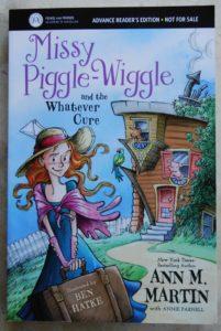 Missy Piggle-Wiggle summer boredom