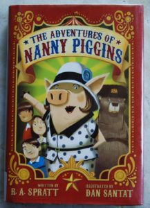 Nanny Piggins read aloud book for kids
