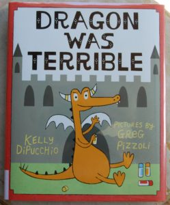 dragon-was-terrible picture books can tame the most terrible dragon