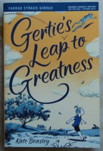 gerties-leap-to-greatness engaging chapter book with a spunky heroine