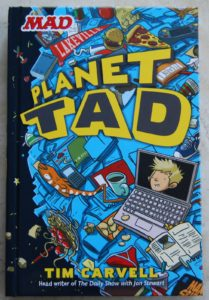 planet tad funny books for kids