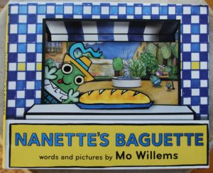 nanettes-baguette a humorous book that gives a peek into another culture