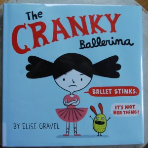 Cranky Ballerina help kids discover their passion