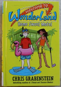 welcome to wonderland entertaining chapter book