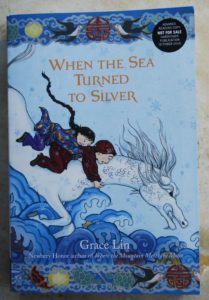 when the sea turned to silver award worthy children's book