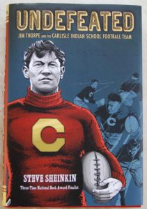 undefeated football book every kid should read