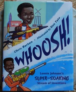 Whoosh picture book for black history month