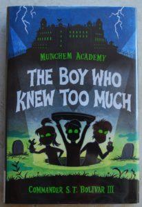munchem Academy history of a criminal mastermind