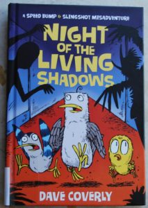 night of the living shadows clever early reader series