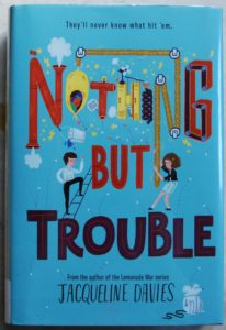 nothing but trouble story for kids about engineering pranks