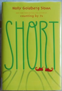 short chapter book for kids long on humor and heart