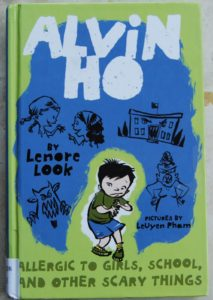 fall in love with alvin ho