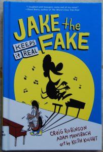 jake the fake book after diary of a wimpy kid
