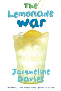 the lemonade war book to encourage summer entrepreneurs