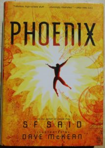 phoenix fantasy and science fiction for kids