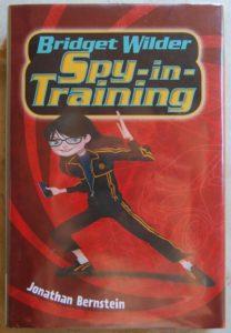Bridget Wilder spy in training
