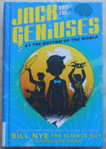 jack and the geniuses book that makes science fun