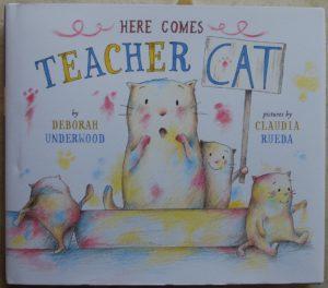 here comes teacher cat make back to school fun