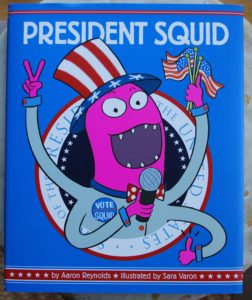 president squid best qualities to be president