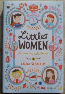 modern retelling of little women