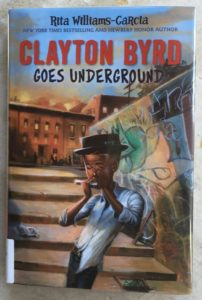 dealing with death in the family clayton byrd goes underground