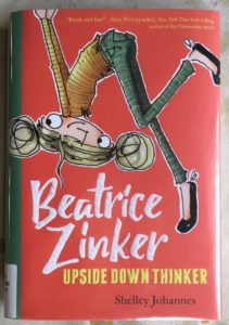 charming and funny early chapter book Beatrice Zinker