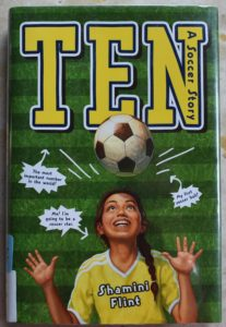 book for the soccer lover Ten