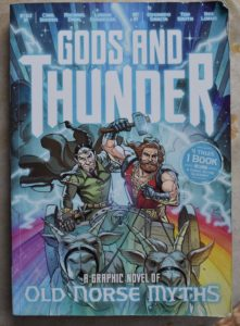 Norse gods have their day gods and thunder