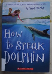 story for the young activist how to speak dolphin