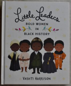 book for women's history month little leaders