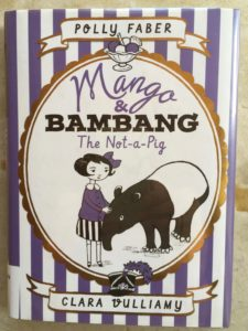 whimsical early chapter book mango and bambang