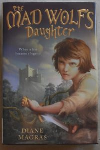 action-packed fantasy for middle grades mad wolf's daughter