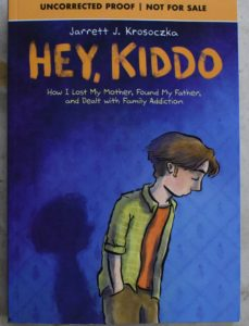 compelling graphic novel hey kiddo