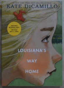 an absolutely charming chapter book Louisiana's way home